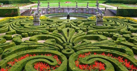 Экскурсия в замок Добриж