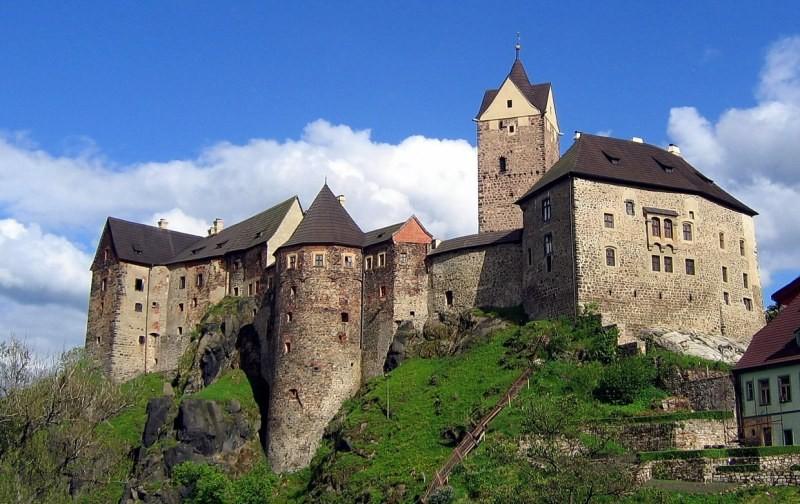 Экскурсия в Карловы вары и замок Локет + жареный поросёнок