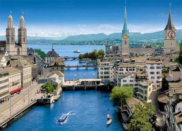 Экскурсия в Швейцарию 2 дня
