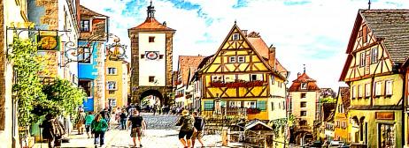 Экскурсия из Праги в романтический Ротенбург на Таубере