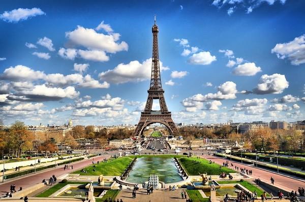 Экскурсия из Праги в Париж