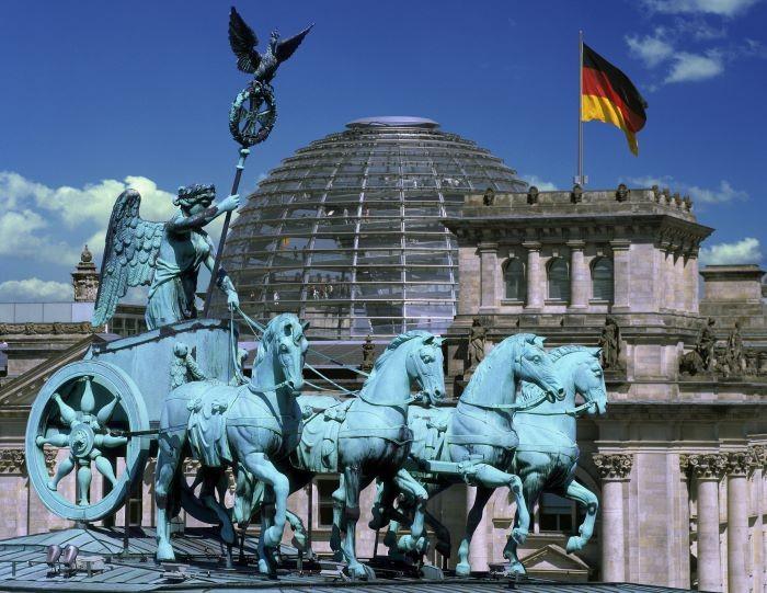 Экскурсия из Праги в Берлин