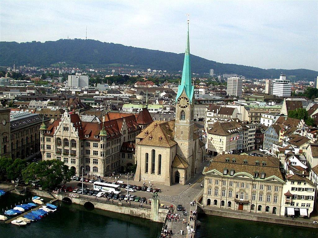 Экскурсия из Праги в Швейцарию