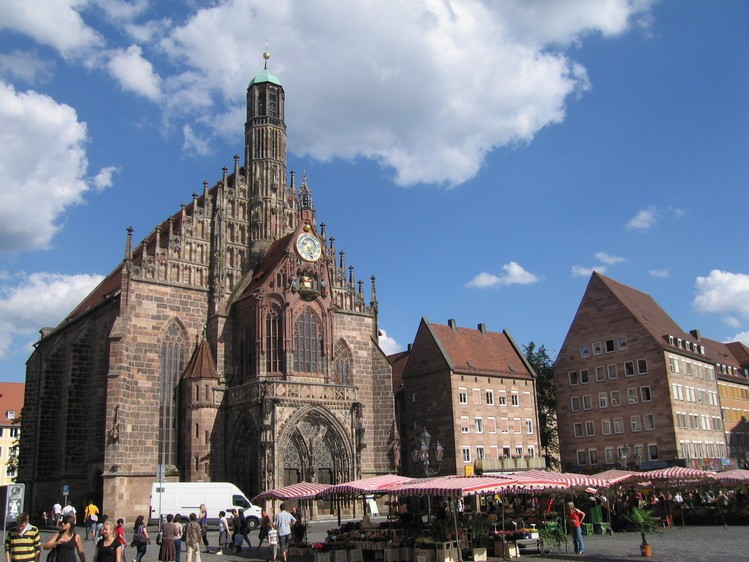 Экскурсия из Праги в  Нюрнберг