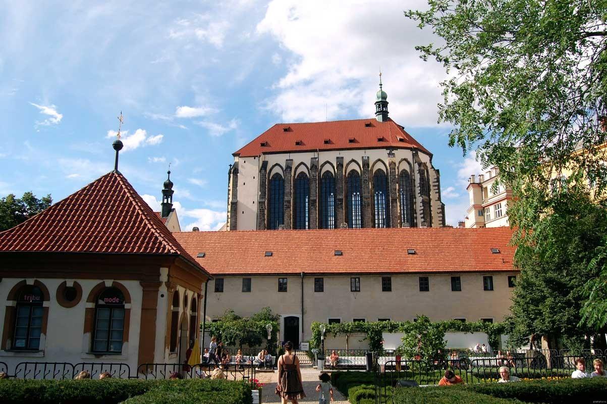 Экскурсия по Праге. Старый и новый город