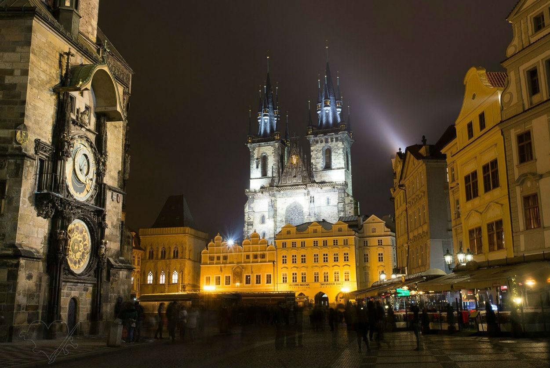 Индивидуальные экскурсии по Праге