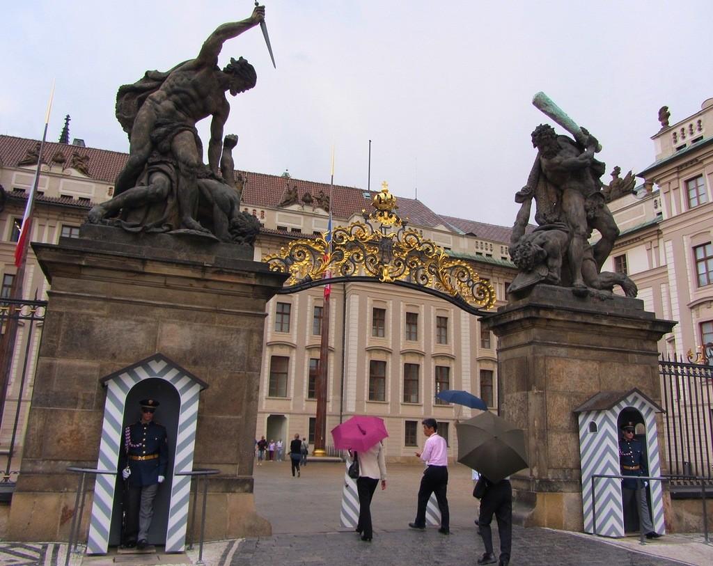Экскурсия в Пражский Град и Градчаны