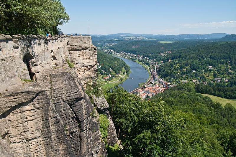 Экскурсия из Праги в Саксонскую Швейцарию
