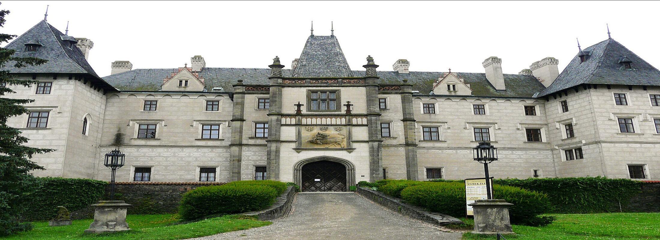 Экскурсия из Праги в замок Жлебы