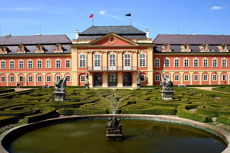 Замок Добриж
