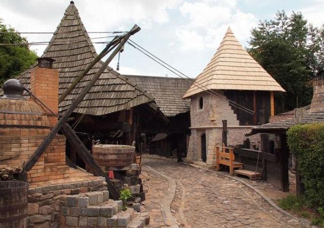 Деревня ремёсел Ботаникус