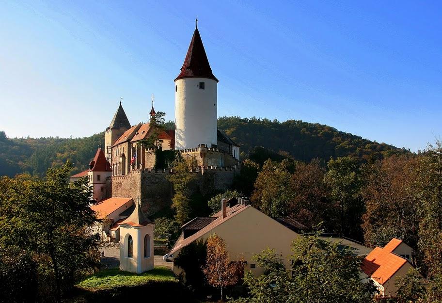 Замок Кривоклад