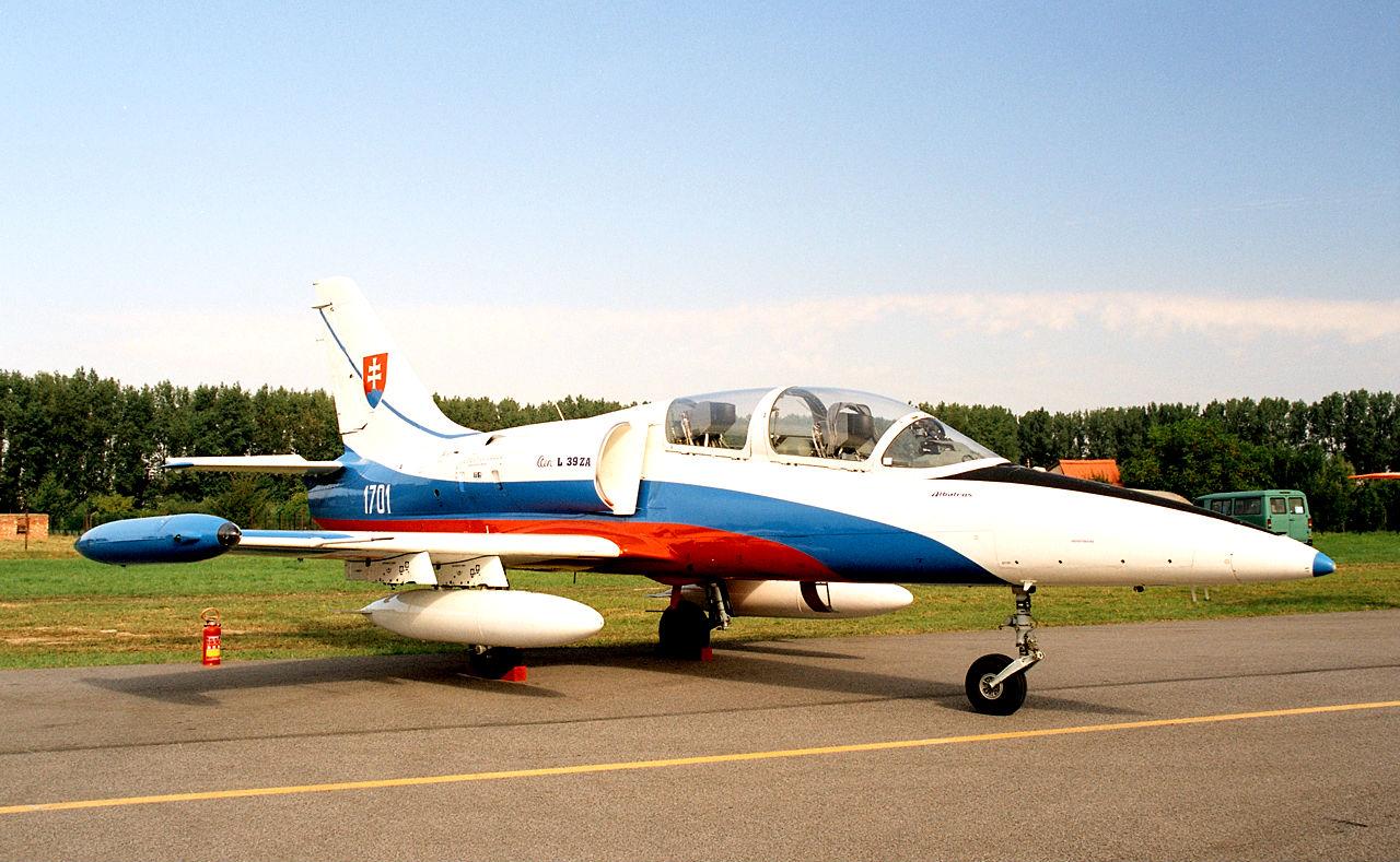 Музей летательных аппаратов в городе Оломоуц