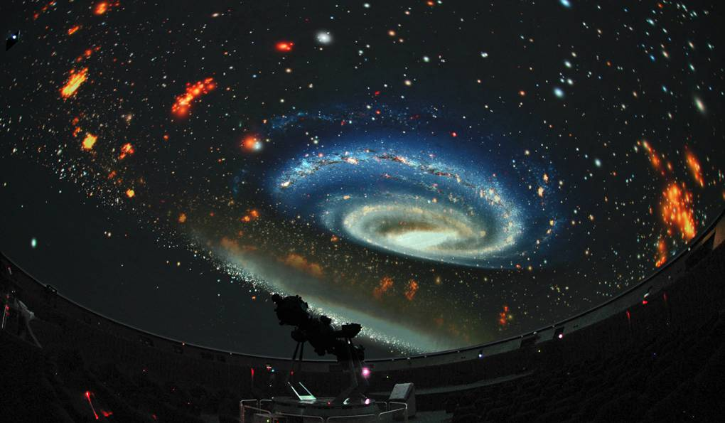 Пражский планетарий